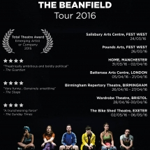 The Beanfield Tour 2016